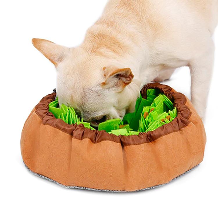 Snuffle Bowl Mat - Pet Feeding mat Play mat